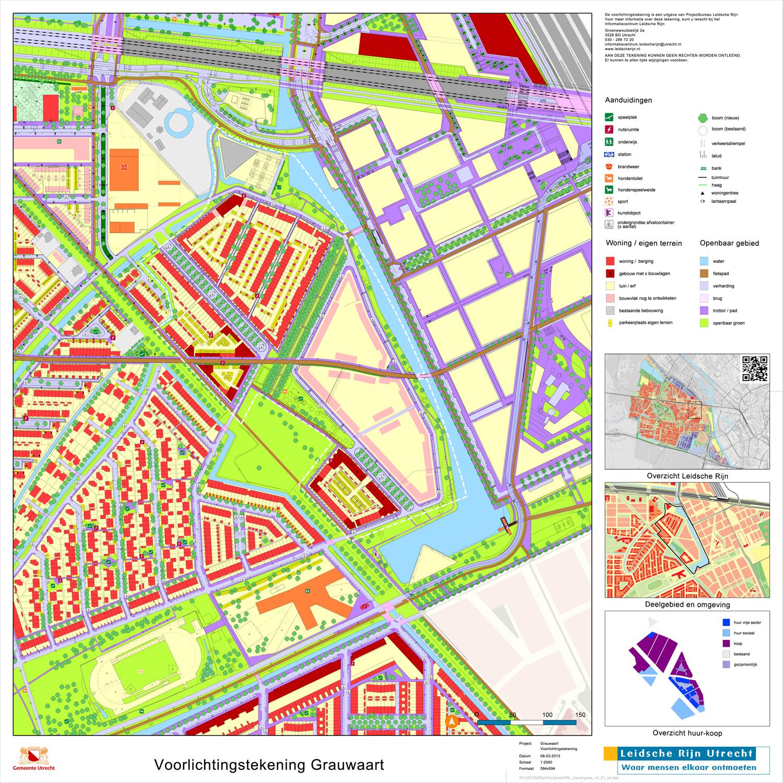 Detailkaart Grauwaart