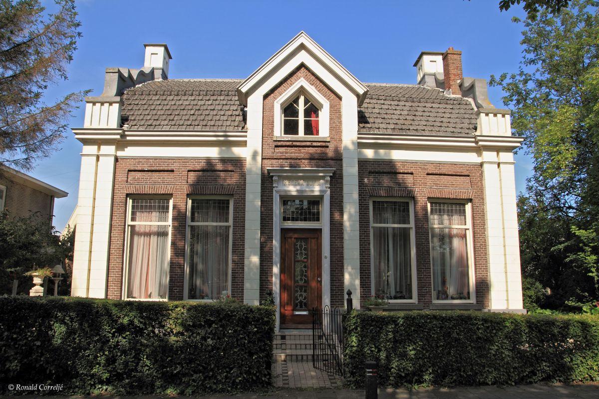 Helena's Oord Rijksmonument Zandweg