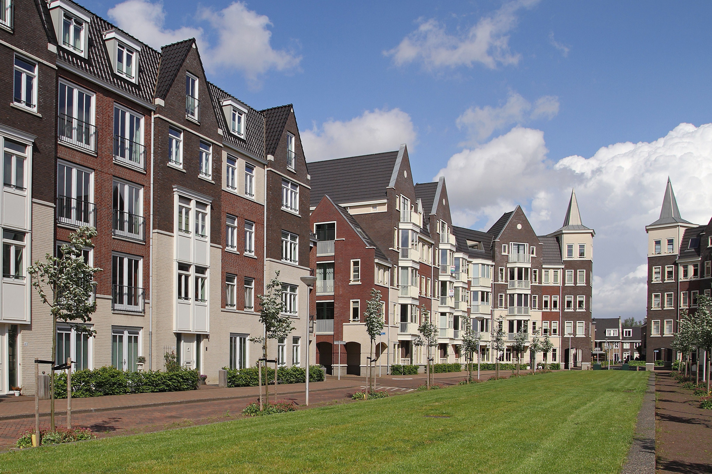 Appartementencomplex Hardenbroek