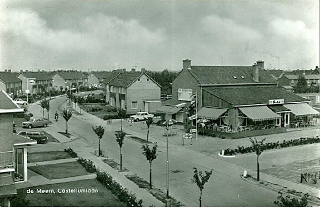 Ansichtkaart Castellumlaan