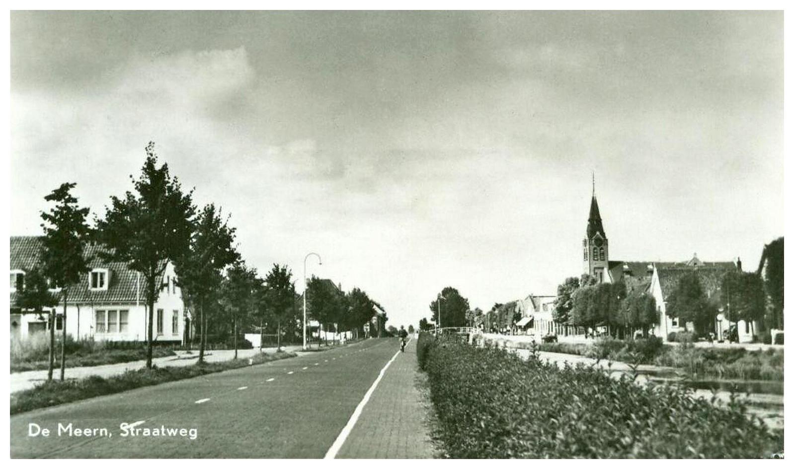 Rijksstraatweg 1951 De Meern
