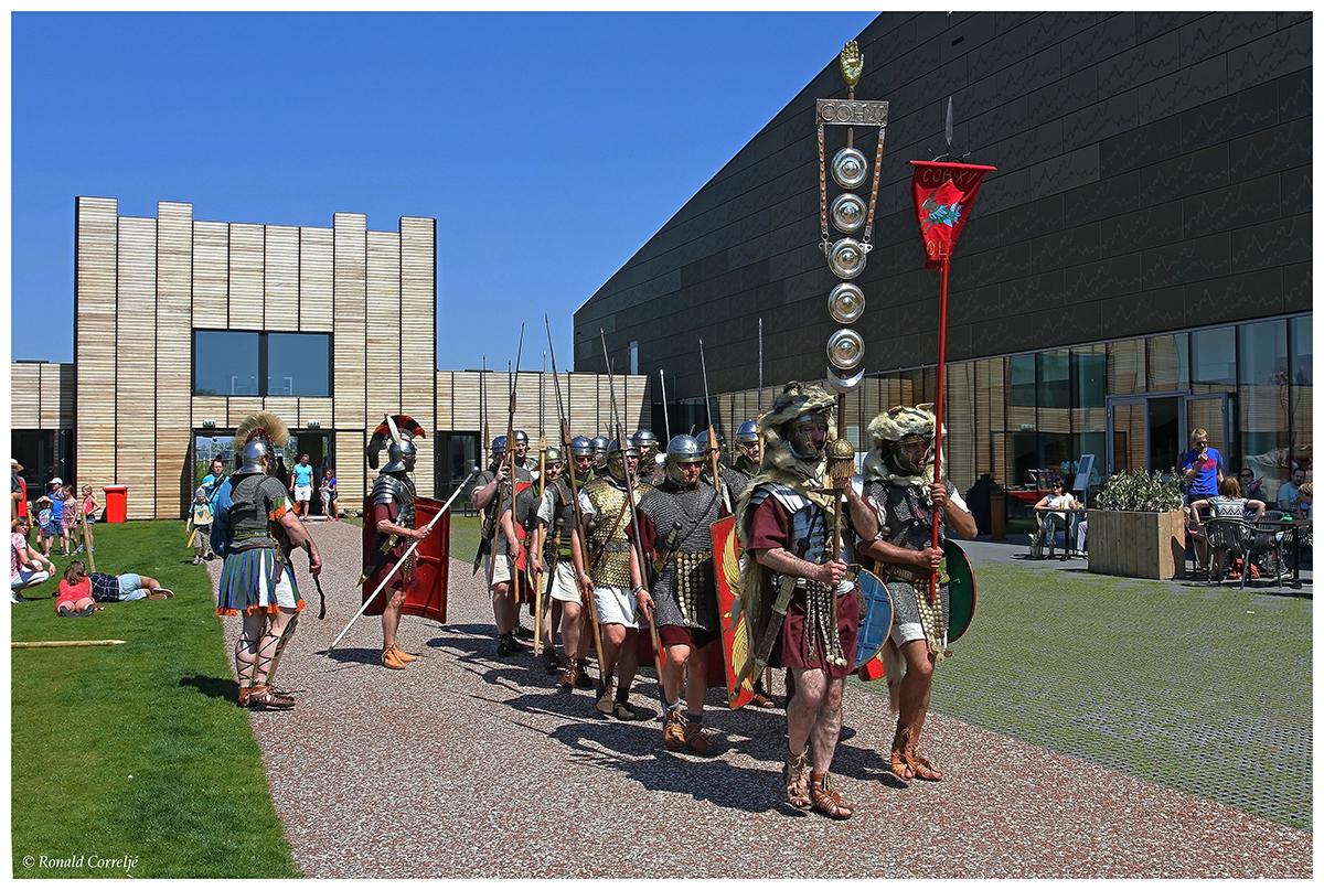 Romeinse soldaten