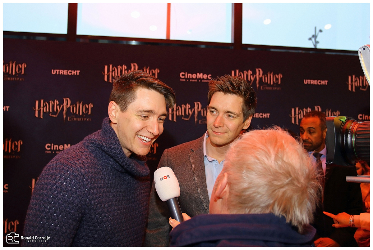 interview met Harry Potter acteurs