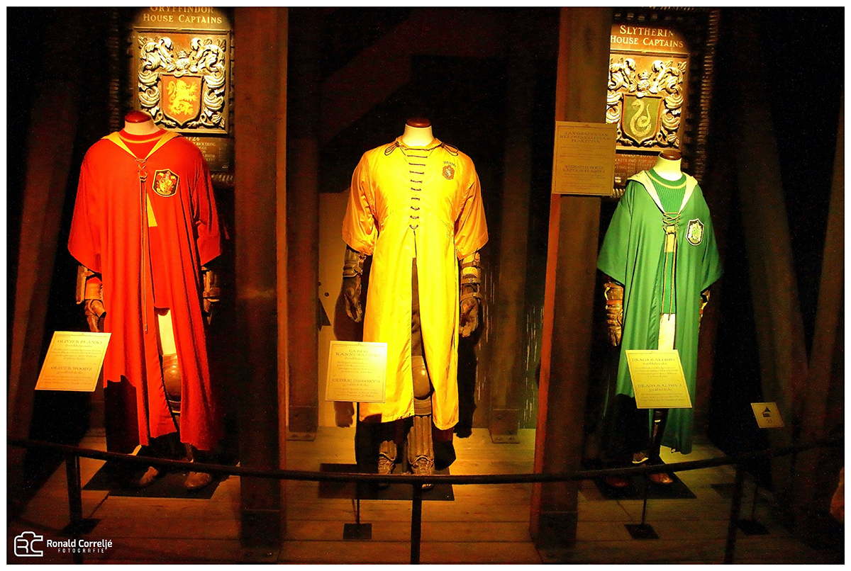 Interieur Harry Potter Expo