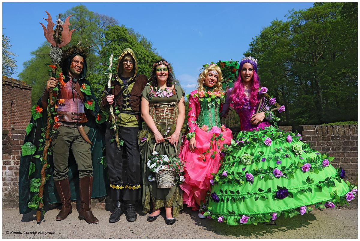 Elfia Haarzuilens kostuumfestival
