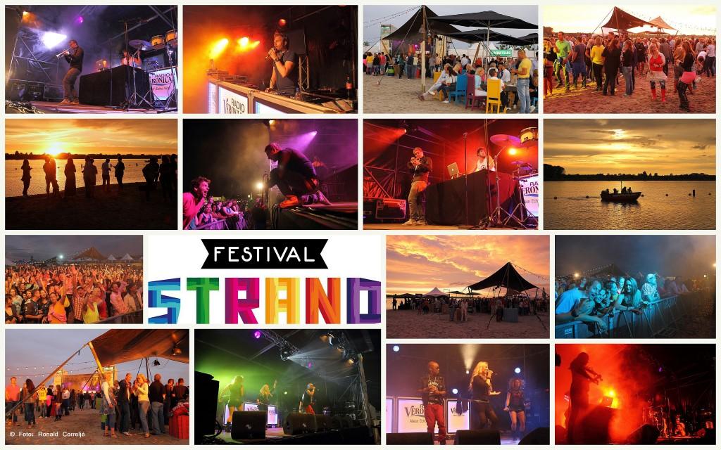 Collage Festival Strand 2013 scherp T