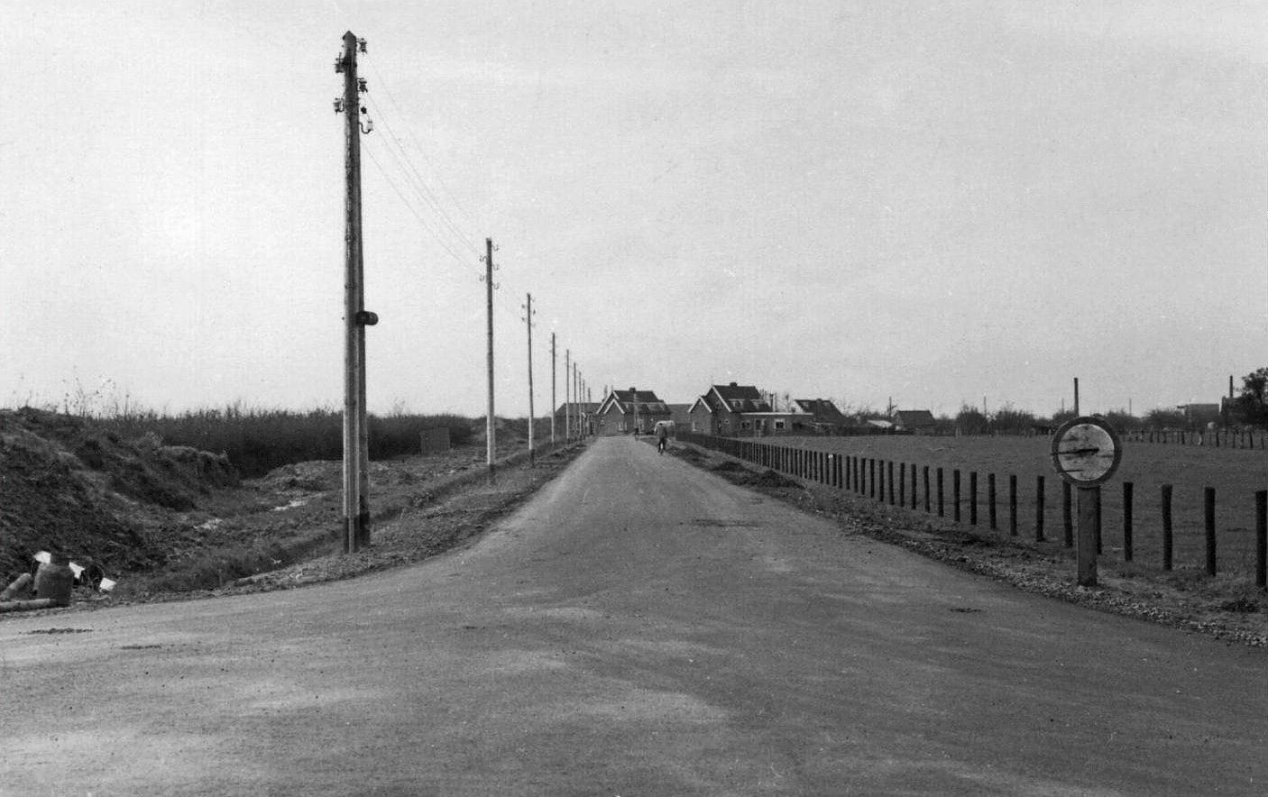 Foto:Het Utrechts Archief 1955
