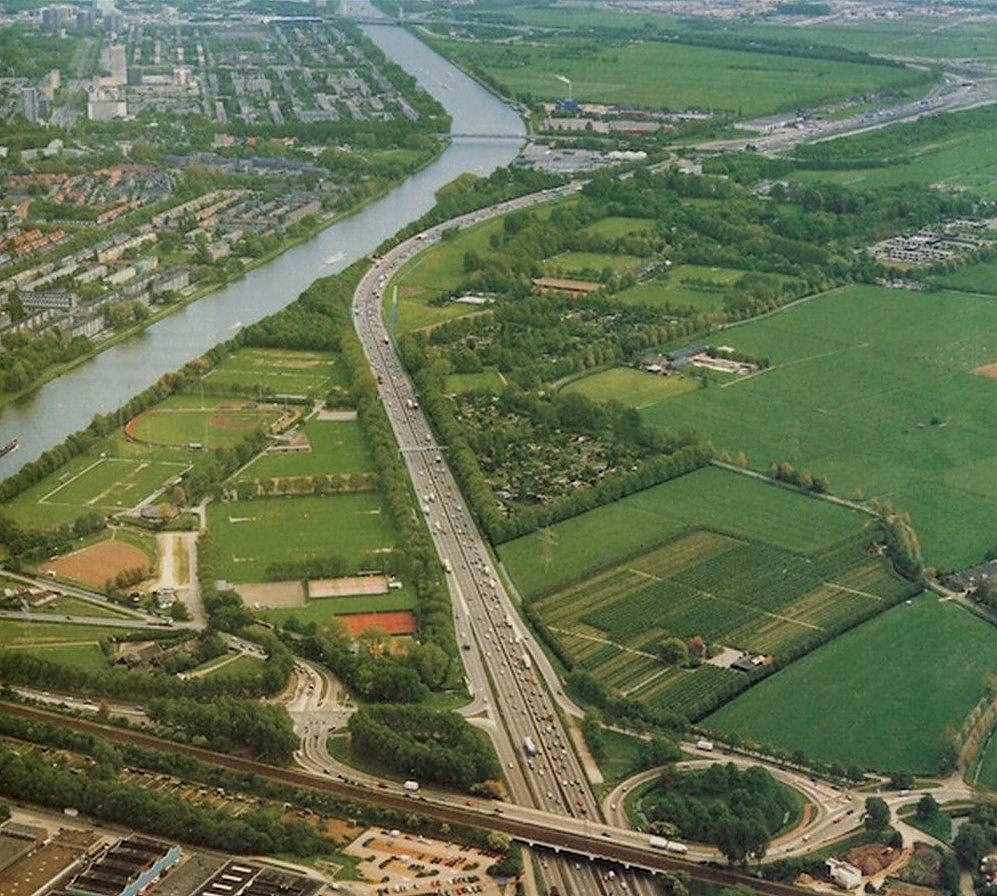 Luchtfoto Dodo Rijnboutt a