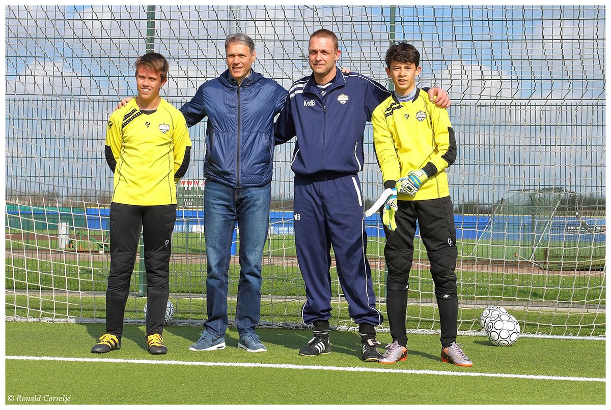 Voetballer Marco van Basten
