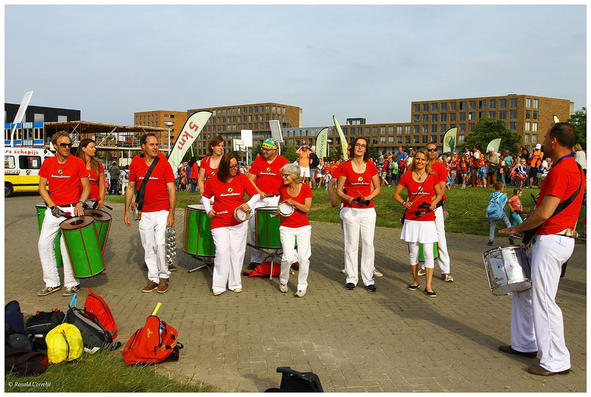 samba band