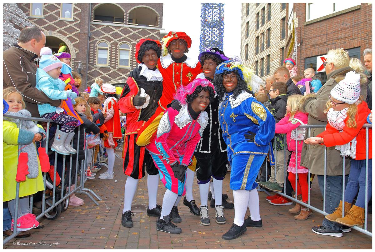 Groep Zwarte Pieten