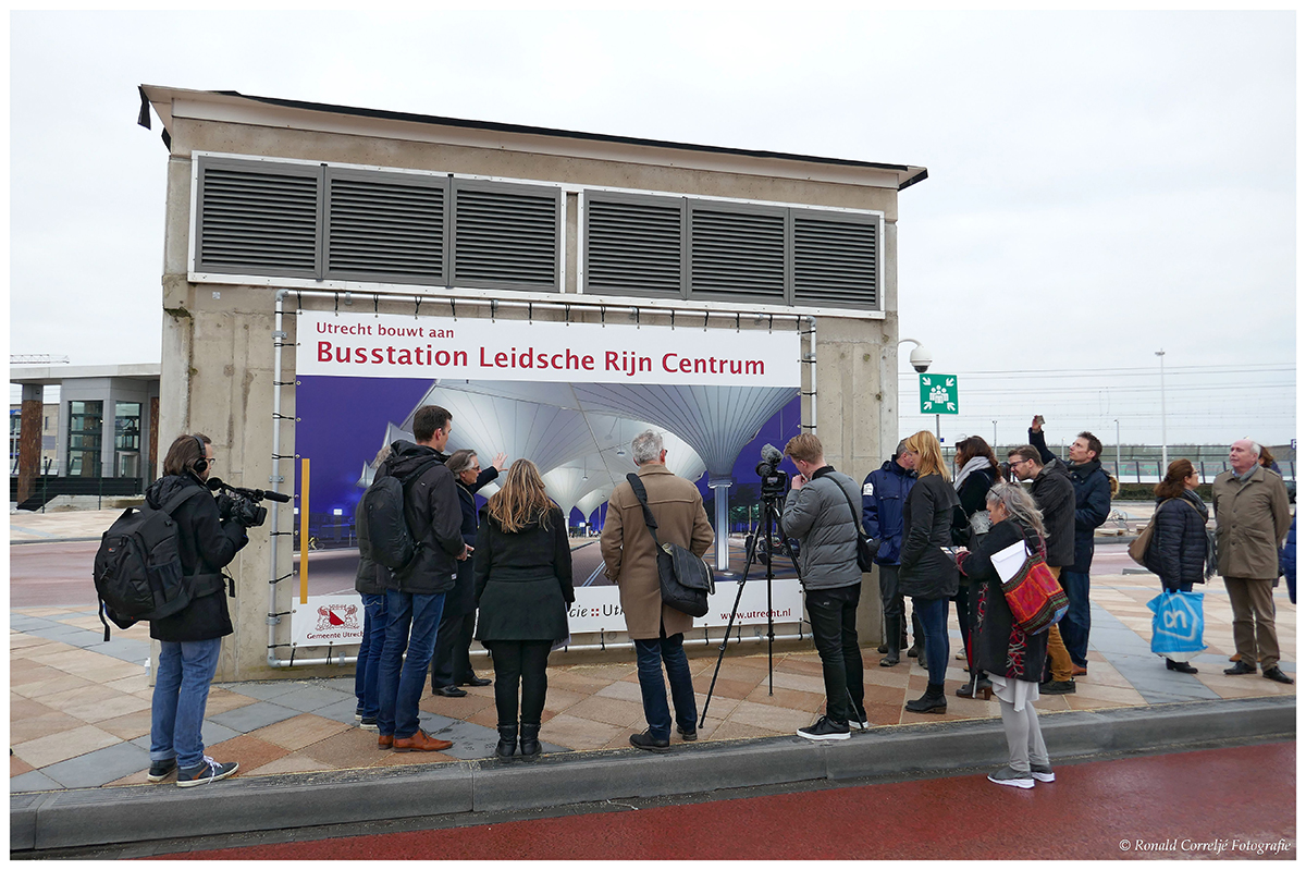 Busstation Leidsche Rijn Centrum