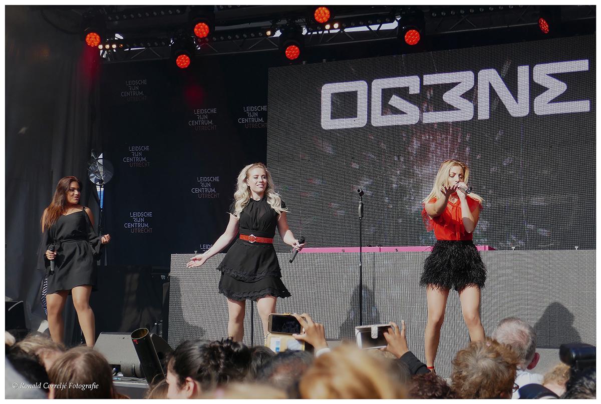 Optreden O'G3NE